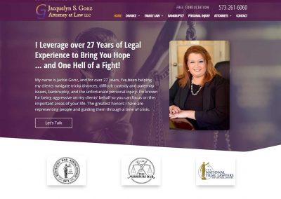 JACKIE GONZ LAW